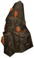 Veio de Madeira Fóssil